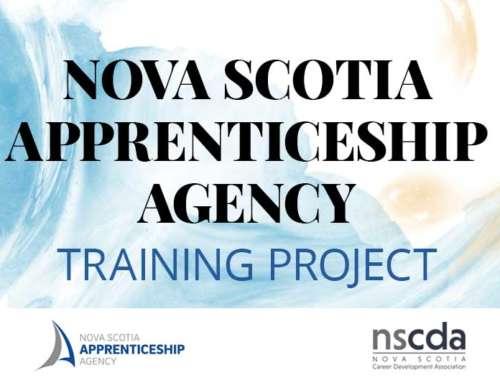 Nova ScotiaApprenticeshipAgency Training